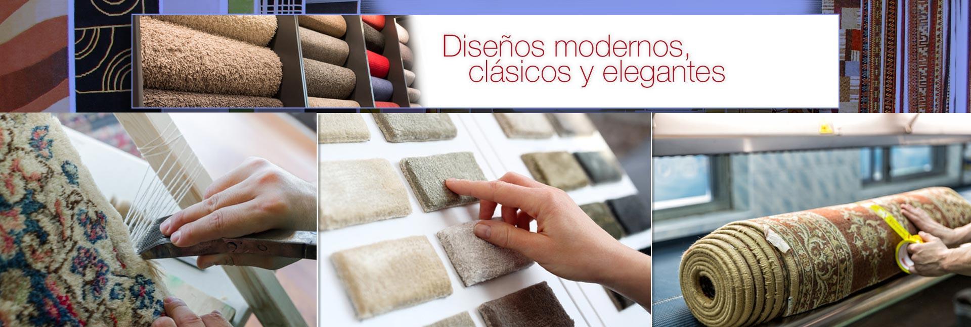 Alfombras Sierra - Diseños modernos, clásicos y elegantes
